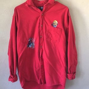 Vintage Warner Bros Sylvester & Tweety Shirt Sz M